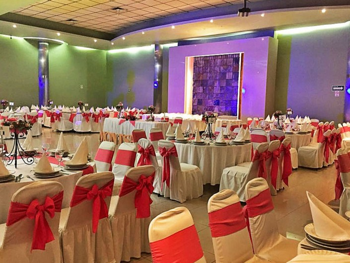 Salones de fiesta centenario en azcapotzalco for Salones economicos